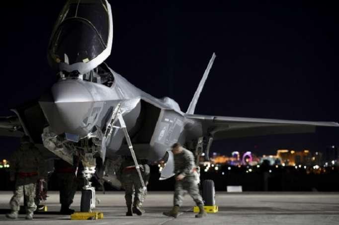 """ABŞ Britaniyaya """"F-35"""" qırıcıları göndərdi"""