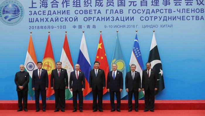 SCO states rule out alternatives to Syrian crisis