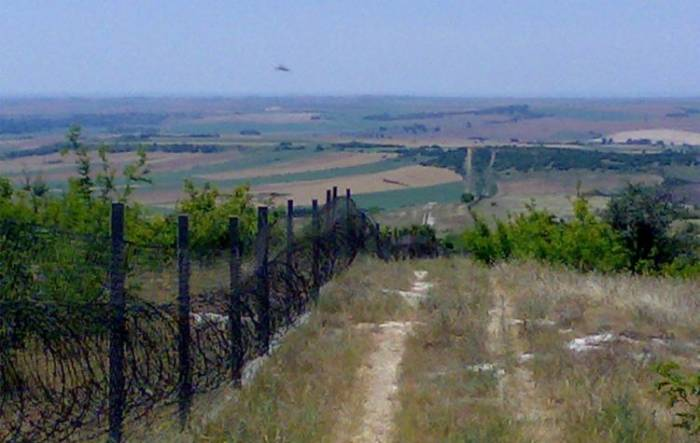 Border guard wounded during confrontation with trespassers