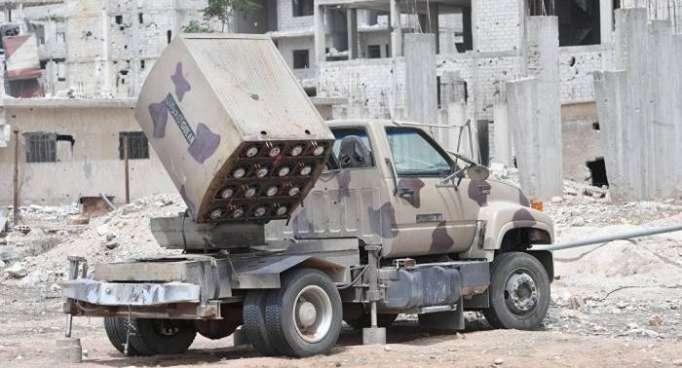 Continúan los bombardeos para expulsar a los extremistas del sur de Siria