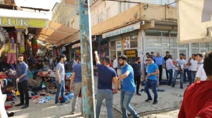 Ərdoğanın partiyasına hücum - 3 ölü, 9 yaralı (FOTO)