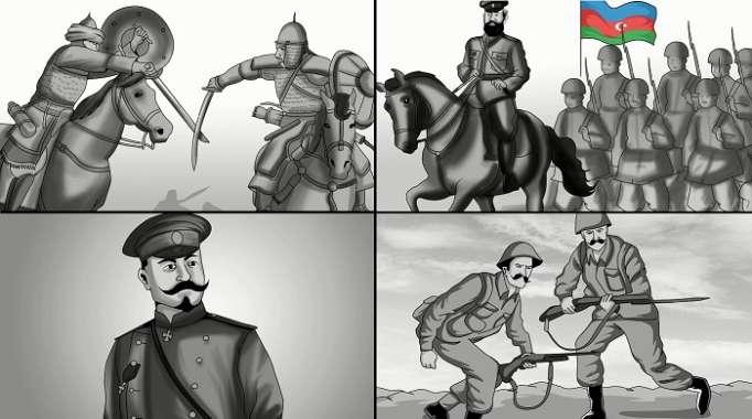 Tarix yazan Ordu – QRAFİK ANİMASİYA