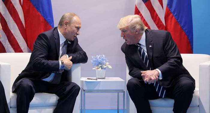 Washington espera que la reunión de Putin y Trump se celebre en julio