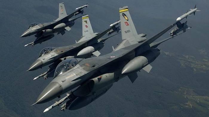 Türkiyədən PKK-ya zərbə - 21 terrorçu məhv edildi