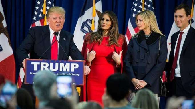 US: New York state sues Trump, family, foundation