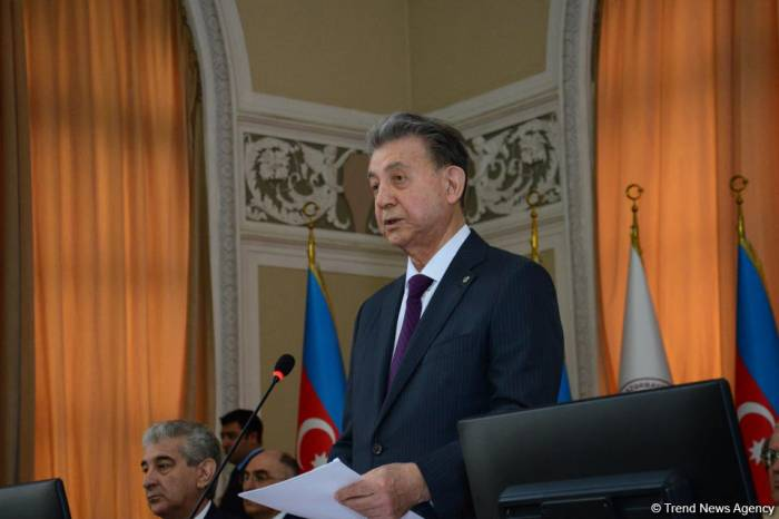 Akif Alizadeh re-elected president of Azerbaijan National Academy of Sciences - UPDATED