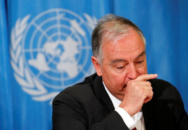 U.N. fears for 2.5 million in Syria