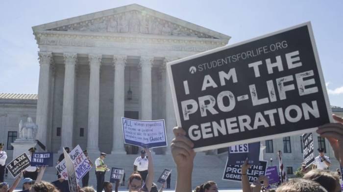 Victoire judiciaire à la Cour suprême des anti-avortement en Californie