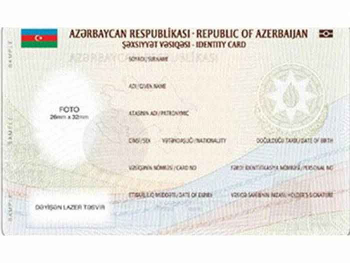 Preparatory work for issuance of new identity cards completed in Azerbaijan