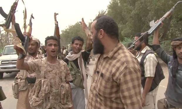Yemen attack: hundreds killed as rebels
