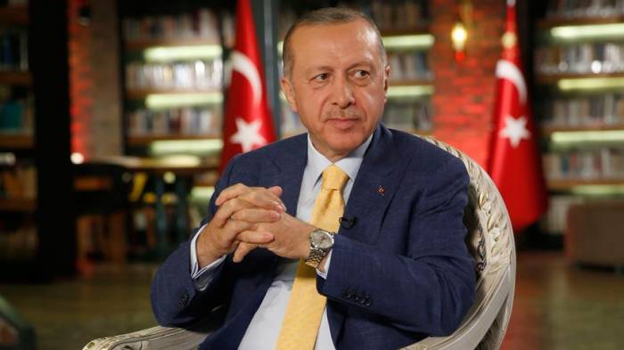 أردوغان: تحييد 4 آلاف و600 إرهابي في عفرين
