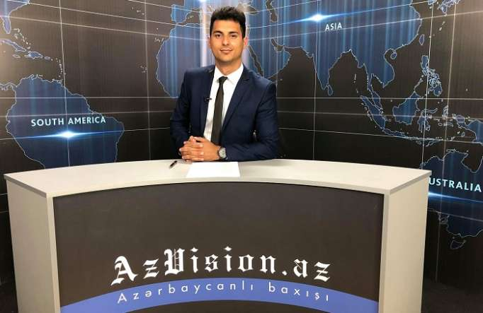 AzVision TV releases new edition of news in German for October 30 -  VIDEO