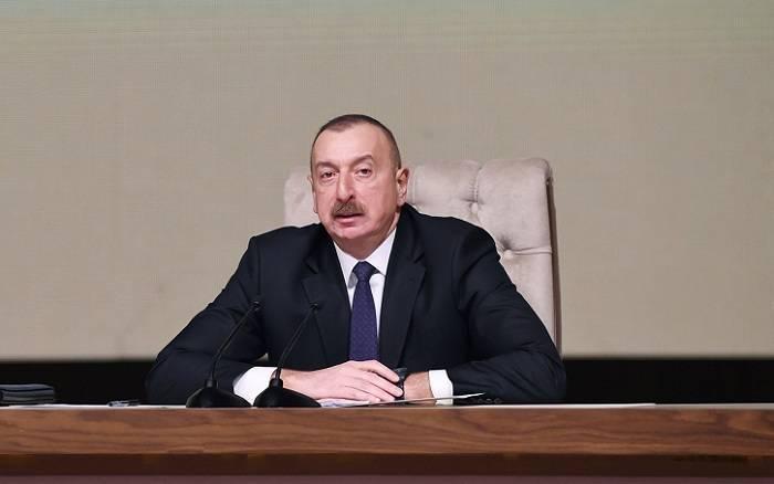 Prezident Elmar Vəliyevə qarşı sui-qəsd olayını nəzarətə götürdü