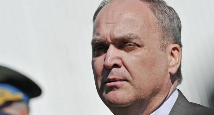 السفير الروسي في واشنطن: لم يسمحوا لي بدخول المجمع الدبلوماسي الروسي