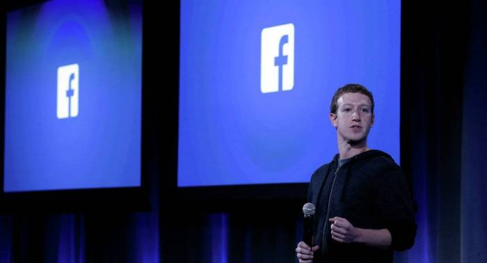 Zuckerberg rules out banning Holocaust deniers from Facebook
