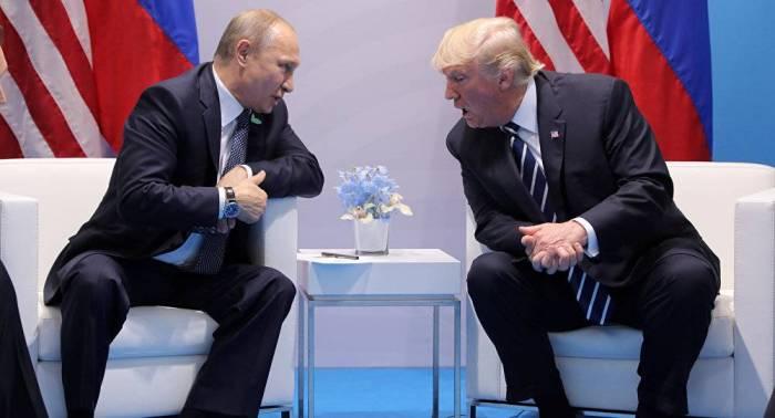 Trump invite Poutine à Washington