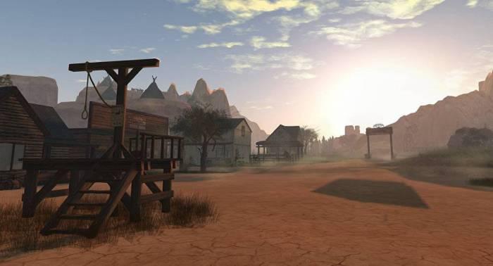 Une ville fantôme au Far West est vendue pour de l'argent bien réel