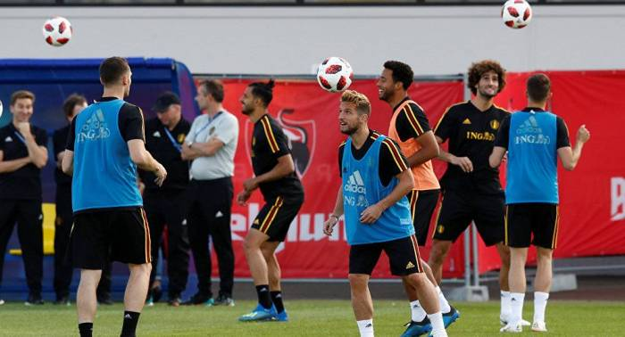 Belgium to face France in FIFA World Cup semi-finals in St Petersburg on Tuesday