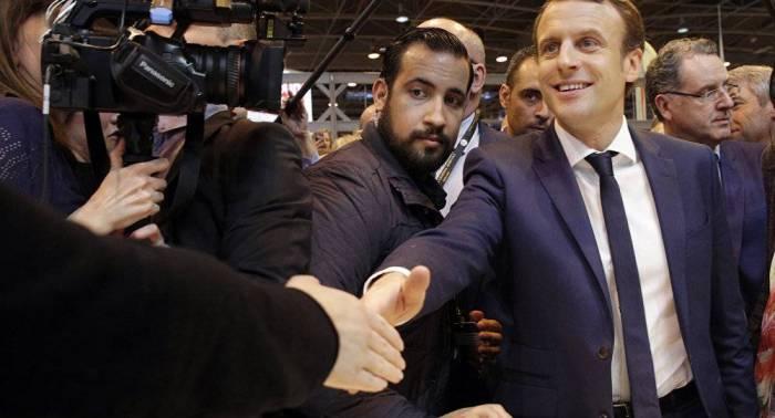 Prosecutors launch probe into Macron