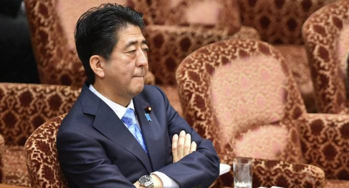 Japanese government faces no-confidence vote