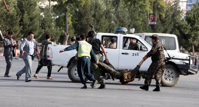 Rocket attack leaves 3 people wounded in Central Kabul - Police source