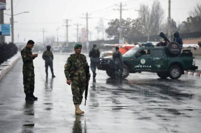 Attentat-suicide à Kaboul à l