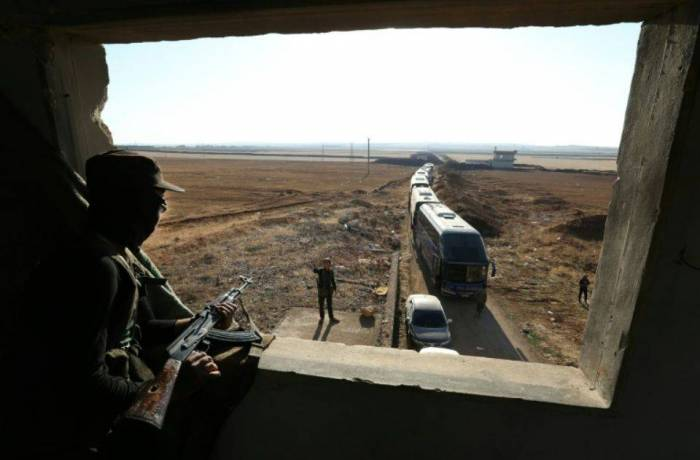 Syrie: tous les habitants des localités pro-régime assiégées évacués