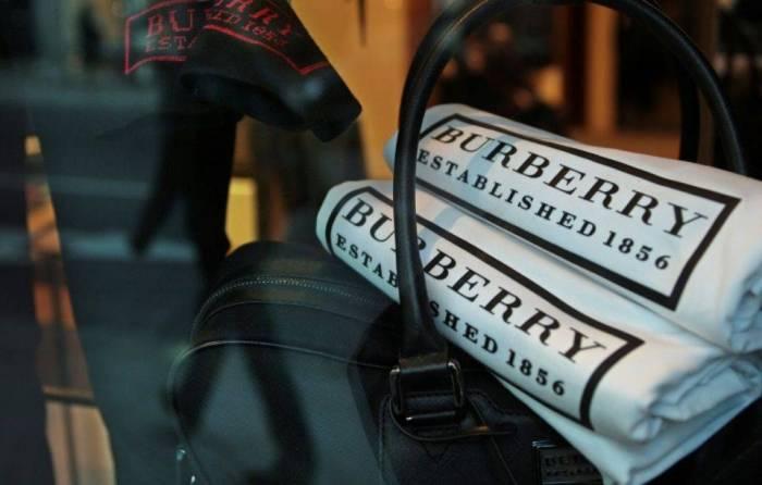 Burberry brûle pour 30 millions d