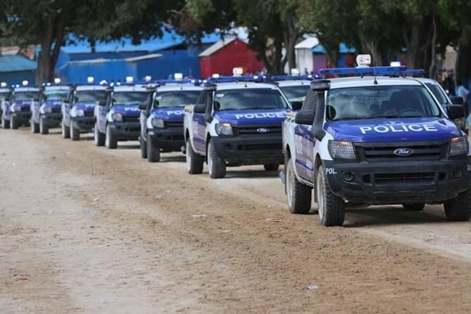Car bomb explodes near Somali presidential palace
