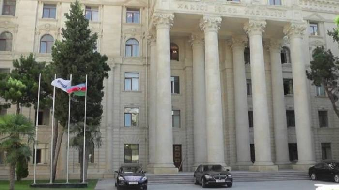 MFA: Azerbaijan commends reiterated continuous support by EU to its territorial integrity
