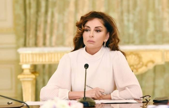 """""""2018-ci il bizim üçün əlamətdar ildir"""" - Mehriban Əliyeva"""