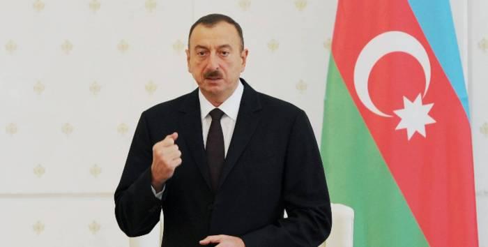"""İlham Əliyev: """"AXC-Müsavat cütlüyü ən böyük xəyanətkardır"""""""