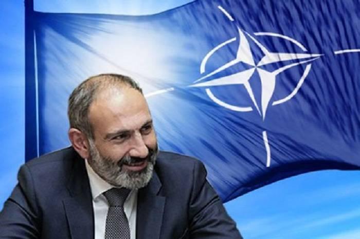 Paşinyan NATO sammiti ile ilgili görsel sonucu