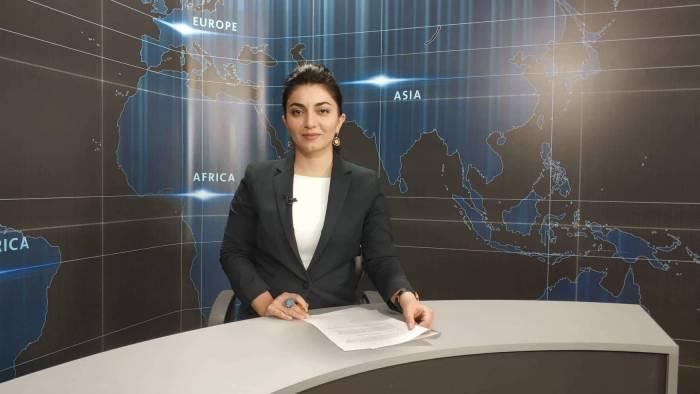 AzVision TV:Die wichtigsten Videonachrichten des Tages aufEnglisch(04 Juli)-VIDEO