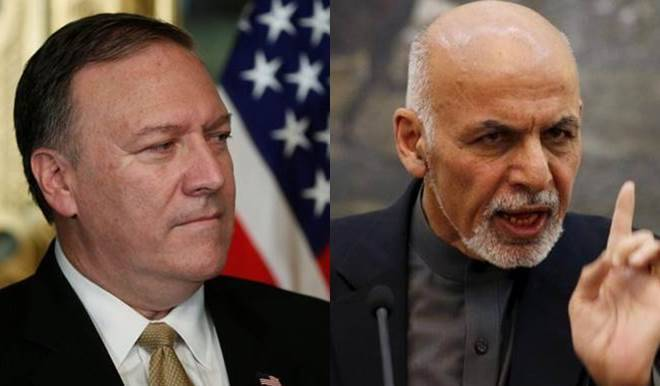 Pompeo makes surprise visit to Kabul: Afghan official