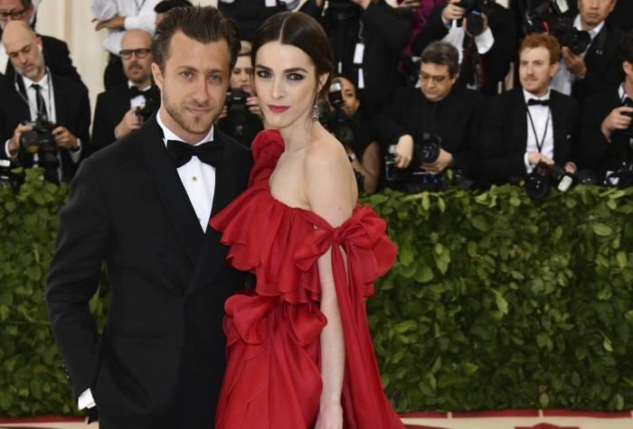 Los 'herederos' de 'Vogue' se casan en una ceremonia íntima y glamurosa