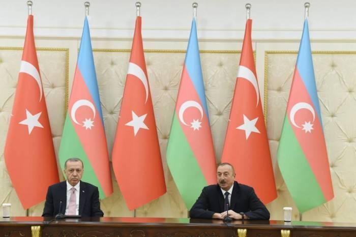 President Aliyev: Azerbaijan-Turkey relations stand at highest level