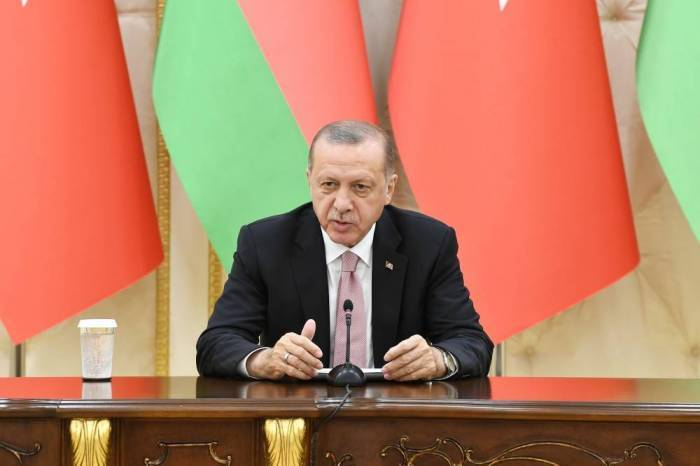 Erdogan: TANAP is a 'strategic investment' made in Turkey-Azerbaijan brotherhood