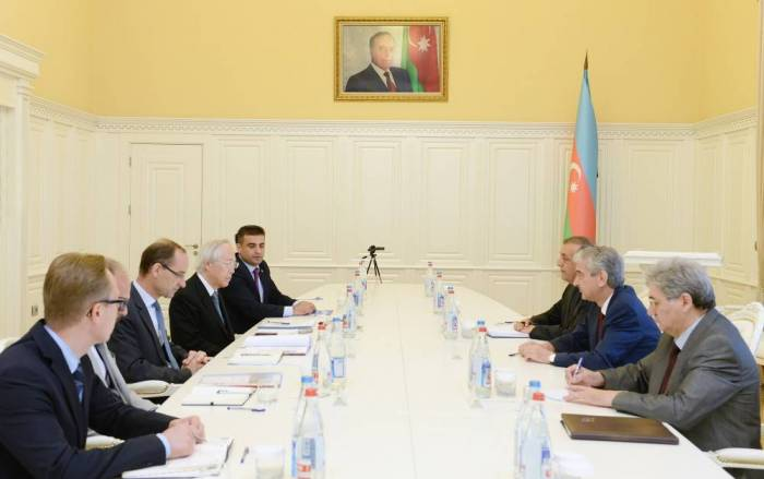 UNHCR Regional Representative hails social conditions for refugees and IDPs in Azerbaijan