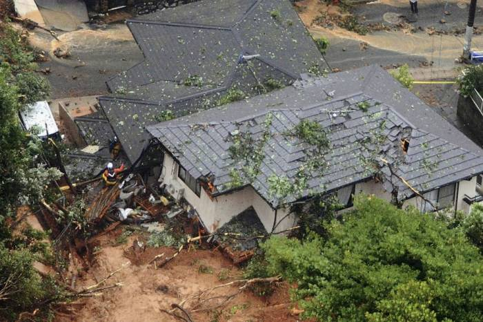 Death toll rises in Hiroshima following heavy rainfall - NO COMMENT