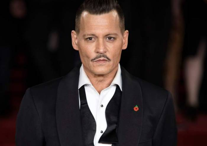 Johnny Depp sued for