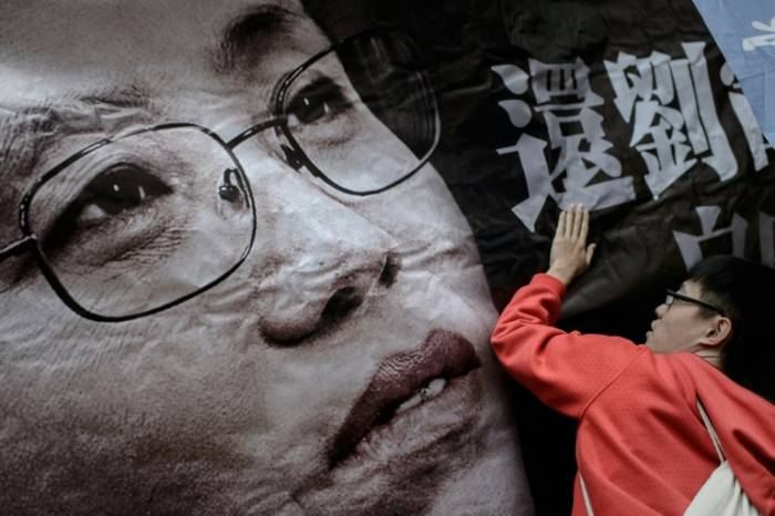 La viuda del Nobel disidente chino Liu Xiaobo abandonó el país