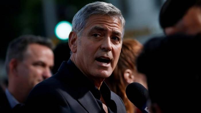 George Clooney hat Unfall auf Sardinien