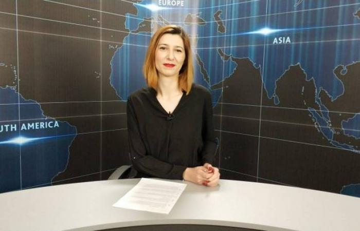 AzVision TV publica nueva edición de noticias en inglés (el 10 de julio)-Video