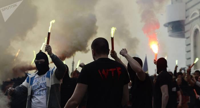 Der Weltfußball muss sich gegen den Wahnsinn der Ukraine wehren