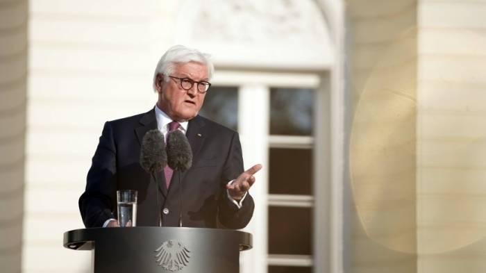 Bundespräsident Steinmeier ruft Europäer zu mehr Selbstbewusstsein auf