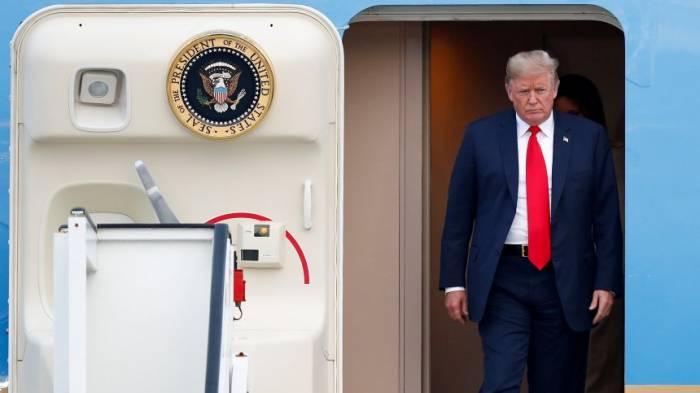 Ein Sprengsatz namens Trump