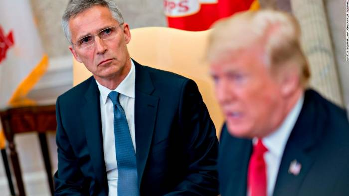 NATO leaders hope to