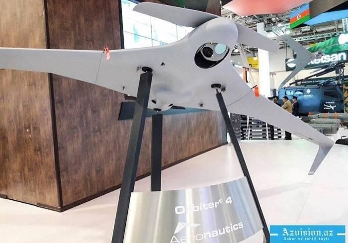 Azerbaiyán producirá nuevos tipos de dron con Israel