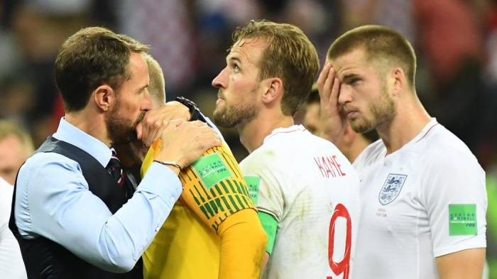 World Cup 2018: Heartbreak as England lose to Croatia in semi-final